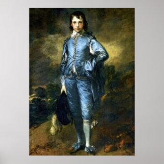 Gainsborough - The Blue Boy Poster