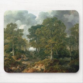 Gainsborough's Forest , c.1748 Mouse Pad