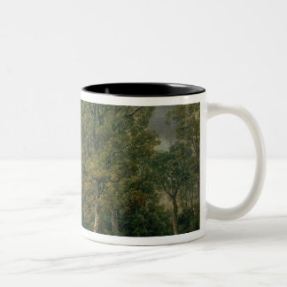 Gainsborough's Forest , c.1748 Two-Tone Coffee Mug