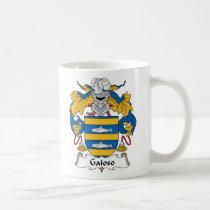 Gaioso Family Crest Mug