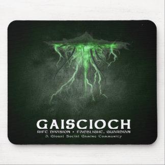 Gaiscioch - cojín de ratón de la división de la gr tapete de ratones