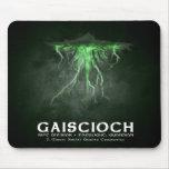 Gaiscioch - cojín de ratón de la división de la gr alfombrilla de raton