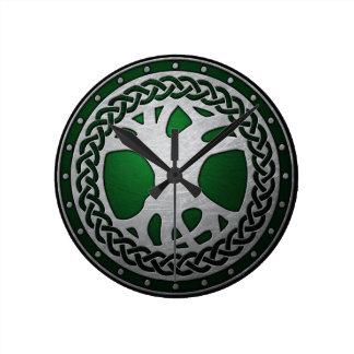 Gaiscioch Emblem Clock