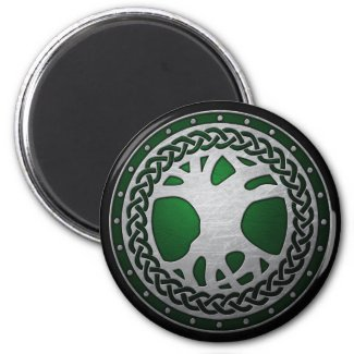 Gaiscioch Emblem Magnet zazzle_magnet