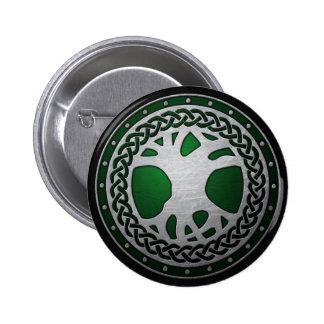 Gaiscioch Emblem Pinback Button