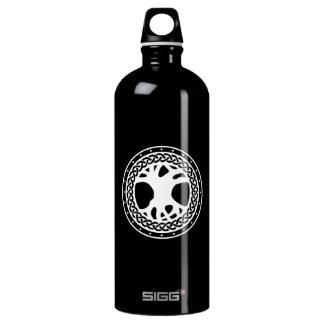 Gaiscioch Social Gaming Community Aluminum Water Bottle
