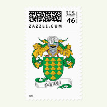 Gaitan Family Crest Stamps