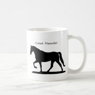 Gaited Horse Mug
