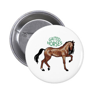 Gaited Horses Button