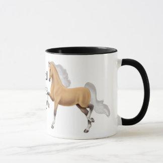 Gaited Horses Rock Mug