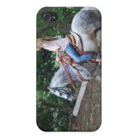 Gaited Paso Fino iPhone 4 Case