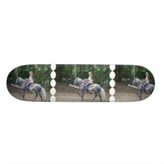 Gaited Paso Fino Skateboard