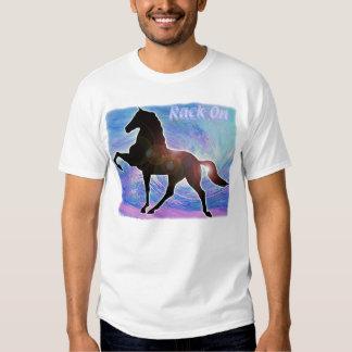 Gaited Saddlebred Racking Horse Shirt