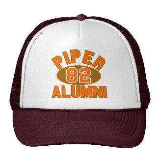 Gaitero de clase superior de la reunión de 1982 al gorras
