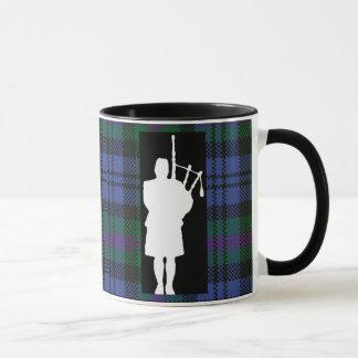 Gaitero escocés taza