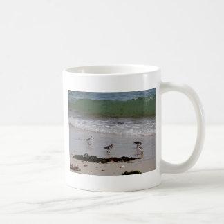 Gaiteros de la arena tazas de café