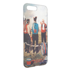 Uncommon iPhone 7 Plus Clearly™ Deflector Case with Afghan Hound Phone Cases design