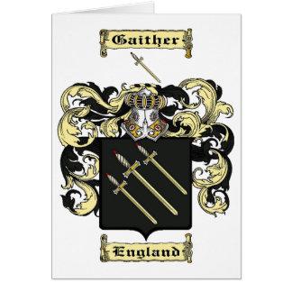 Gaither Card