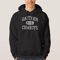 Gaither - Cowboys - High School - Tampa Florida Hoodie