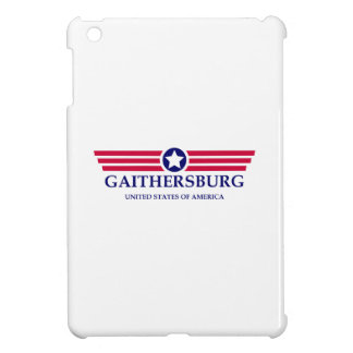 Gaithersburg Pride iPad Mini Case