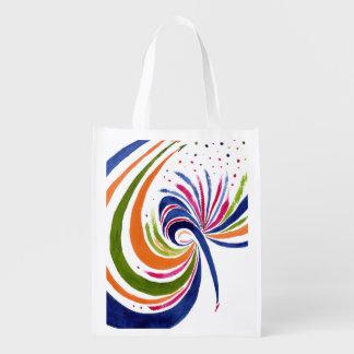 Gaity - extracto colorido bolsas para la compra