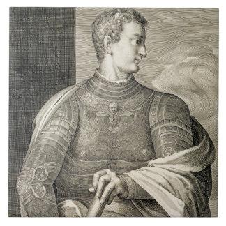 Gaius Caesar 'Caligula' (12-41 AD) Emperor of Rome Ceramic Tiles