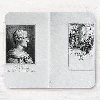 Gaius Cornelius Tacitus  engraved by Julien Mouse Pad