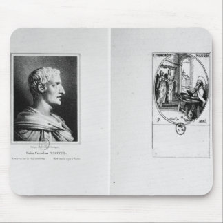 Gaius Cornelius Tacitus  engraved by Julien Mouse Pad