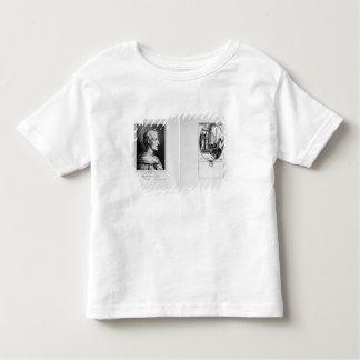 Gaius Cornelius Tacitus  engraved by Julien Toddler T-shirt