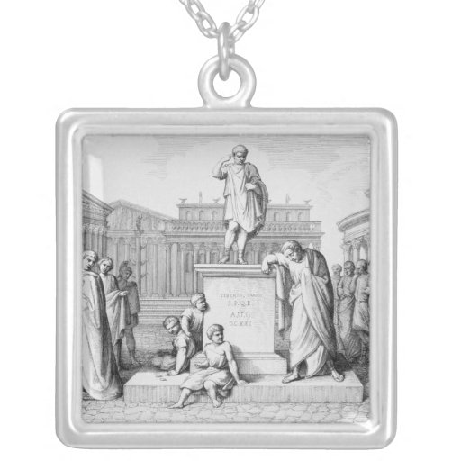 Gaius Gracchus Weeping Before his Father's Pendants