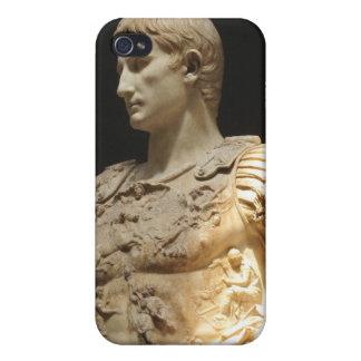 Gaius Julio César iPhone 4 Carcasas