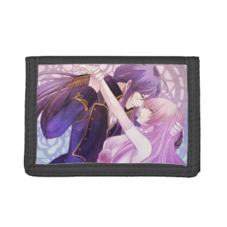 Gakupo and Luka Trifold Wallet