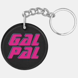 Gal Pal Keychain