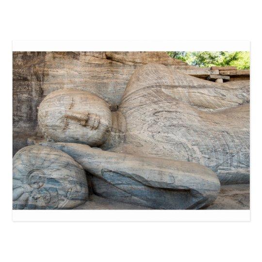 Gal Vihara Polonnaruwa Sri Lanka Postcard Zazzle.com