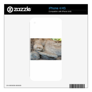 Gal Vihara, Polonnaruwa, Sri Lanka Skins For The iPhone 4