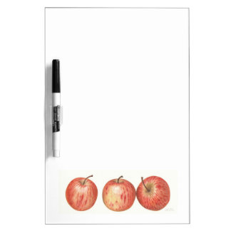 Gala apples Dry erase board. Dry-Erase Board