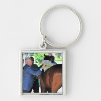 Gala Award wins the Pennine Stakes Keychain