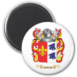 Gala Coat of Arms (Family Crest) Refrigerator Magnet