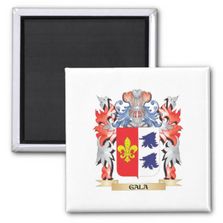 Gala Coat of Arms - Family Crest Magnet