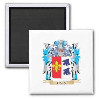 Gala Coat of Arms - Family Crest Refrigerator Magnets