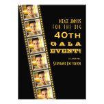 Gala de la foto del cumpleaños de la celebridad de