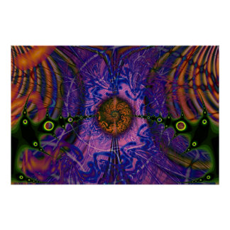 Galactic Birth Posters