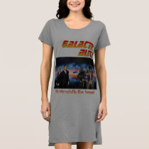 Galactic Blitz T-Shirt Dress