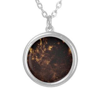 Galactic Center Region in Near-Infrared Custom Necklace