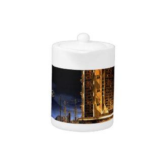 Galactic Cities - Starcity Teapot