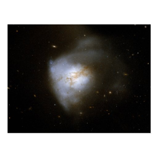 Galactic Collision Arp 220, in Serpens Post Cards
