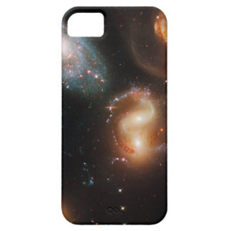 Galactic Collision iPhone 5 Case