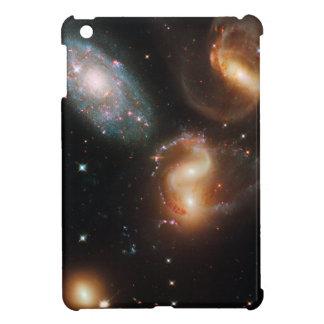 Galactic Collision Cover For The iPad Mini