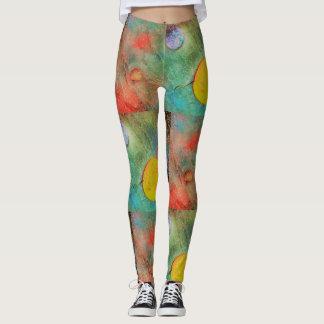 Galactic Colourful Leggings