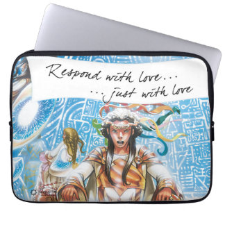 Galactic Council: Respond with Love sleeve